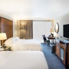 Отель Grand Fiesta Americana Chapultepec 4* Номер Делюкс с разными типами кроватей фото 4