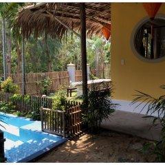 Отель Mango Garden Villa балкон