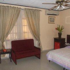 Conference Hotel & Suites Ijebu 4* Улучшенная вилла с различными типами кроватей фото 4
