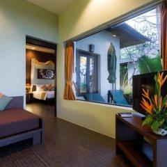 Отель Baan Chaweng Beach Resort & Spa 3* Люкс с видом на пляж с различными типами кроватей фото 12