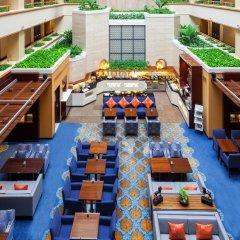 Отель Holiday Inn Singapore Orchard City Centre 4* Номер Делюкс с различными типами кроватей
