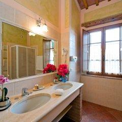 Отель Villa Di Nottola 4* Номер Делюкс с различными типами кроватей фото 3