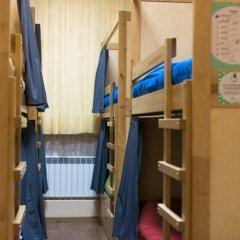 DREAM Hostel Zaporizhia Кровать в общем номере с двухъярусными кроватями фото 5