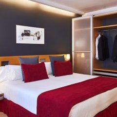 Отель Ayre Hotel Caspe Испания, Барселона - 8 отзывов об отеле, цены и фото номеров - забронировать отель Ayre Hotel Caspe онлайн комната для гостей фото 5