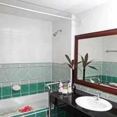 Samui First House Hotel 3* Номер Делюкс с различными типами кроватей фото 17
