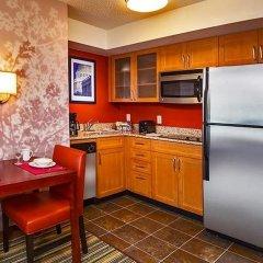 Отель Residence Inn Arlington Pentagon City в номере