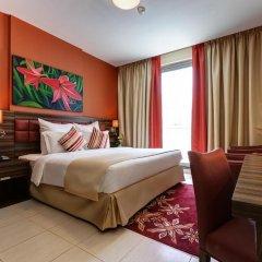 Abidos Hotel Apartment, Dubailand 4* Улучшенные апартаменты с различными типами кроватей фото 5