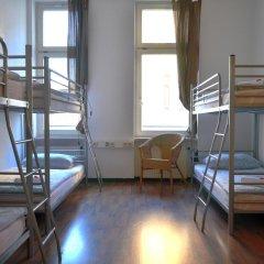 Отель Oskars Absteige Кровать в общем номере с двухъярусной кроватью фото 2