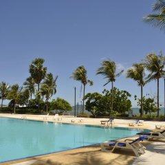 Отель Sunshine Beach Condotel бассейн