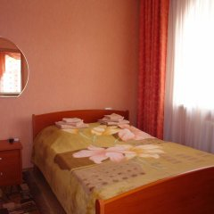 Гостиница в Тамбове Стандартный номер с двуспальной кроватью фото 3