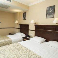 Topkapi Inter Istanbul Hotel 4* Стандартный номер с различными типами кроватей фото 22