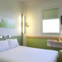 Отель ibis budget Nice Aeroport Promenade des Anglais 2* Стандартный номер с двуспальной кроватью фото 9