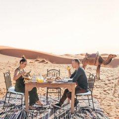 Отель Moda Camp Марокко, Мерзуга - отзывы, цены и фото номеров - забронировать отель Moda Camp онлайн питание фото 3