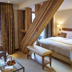 Grand Hotel Zermatterhof 5* Стандартный номер с различными типами кроватей фото 8