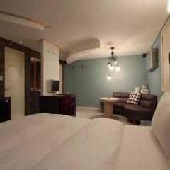 Art Hotel 3* Номер Делюкс с различными типами кроватей фото 5