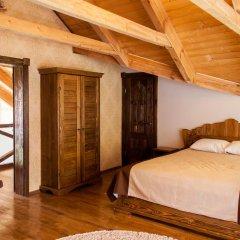 Гостиница Лесная Усадьба Стандартный номер разные типы кроватей фото 2
