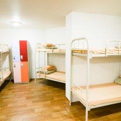YaKorea Hostel Dongdaemun Кровать в общем номере с двухъярусной кроватью фото 8