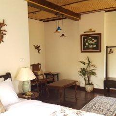 Отель Villa Mungkala Бангкок комната для гостей фото 5