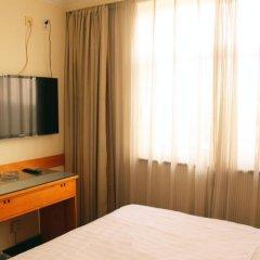 King's Joy Hotel Tian'anmen Square 3* Стандартный номер с различными типами кроватей фото 3