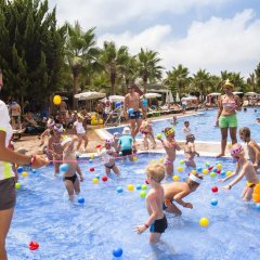 Concordia Celes Hotel - Ultra All Inclusive Турция, Окурджалар - отзывы, цены и фото номеров - забронировать отель Concordia Celes Hotel - Ultra All Inclusive онлайн детские мероприятия фото 2