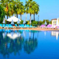 Drita Hotel бассейн