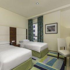 Отель Hilton Dubai The Walk 4* Студия с двуспальной кроватью фото 3