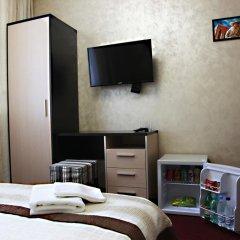 Гостиница Амиго Стандартный номер разные типы кроватей фото 7