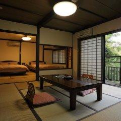 Отель Tobise Onsen Tenga Sanso Минамиогуни комната для гостей фото 2