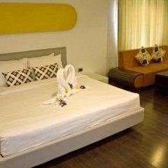 Отель Z Through By The Zign 5* Номер Делюкс с 2 отдельными кроватями фото 19