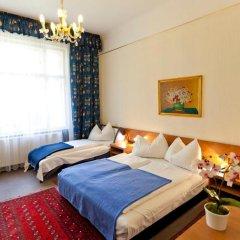 Hotel-Pension Bleckmann 3* Стандартный номер с различными типами кроватей фото 4