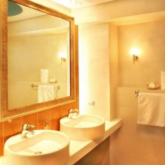 Отель Antigoni Beach Resort 4* Полулюкс с различными типами кроватей фото 13