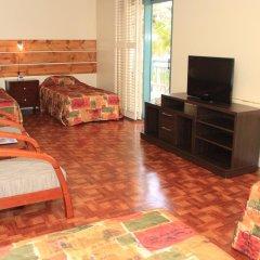 Garden Villa Hotel 3* Студия с различными типами кроватей фото 2