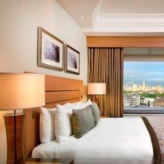 Отель London Hilton on Park Lane 5* Представительский номер с различными типами кроватей фото 5