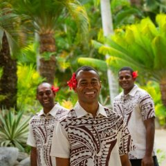 DoubleTree Resort by Hilton Hotel Fiji - Sonaisali Island питание фото 3