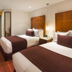 Отель Camino Real Aeropuerto Mexico 3* Номер Делюкс с различными типами кроватей фото 7