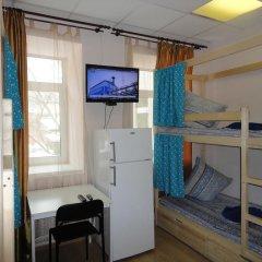 Люси-Отель Кровать в женском общем номере с двухъярусной кроватью фото 3