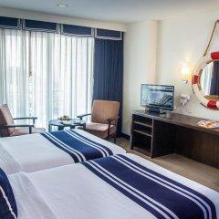 A-One New Wing Hotel 4* Улучшенный номер с различными типами кроватей фото 3