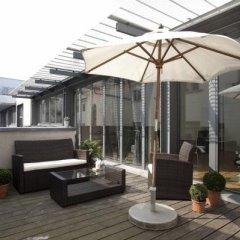 Отель Lodge-Leipzig 4* Апартаменты с различными типами кроватей фото 32