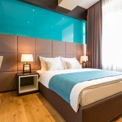 Отель Maccani Luxury Suites 4* Представительский люкс с различными типами кроватей фото 25