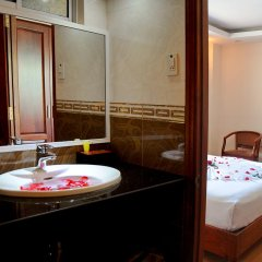 Begonia Nha Trang Hotel 3* Номер Делюкс с различными типами кроватей фото 19