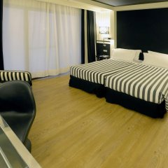 Hotel EuroPark 3* Стандартный номер с двуспальной кроватью фото 10