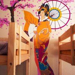 Hostel Kak Doma Кровать в женском общем номере с двухъярусной кроватью фото 3