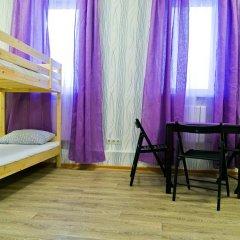 Hostel Tsentralny Кровать в женском общем номере с двухъярусной кроватью фото 2