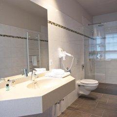 Отель Bed & Breakfast Erber Германия, Исманинг - отзывы, цены и фото номеров - забронировать отель Bed & Breakfast Erber онлайн ванная фото 2