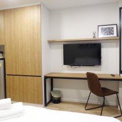 Отель My loft residence 3* Студия с различными типами кроватей фото 10