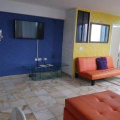 Отель Apartamentos Commodore Bay Club Колумбия, Сан-Андрес - отзывы, цены и фото номеров - забронировать отель Apartamentos Commodore Bay Club онлайн комната для гостей фото 2