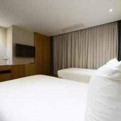 Hotel New Oriental Myeongdong 3* Стандартный номер с 2 отдельными кроватями фото 2