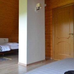 Гостиница Вилла Речка Стандартный семейный номер с двуспальной кроватью фото 4