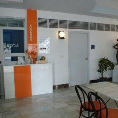 Отель Hostal Puerto Beach в номере