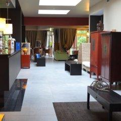 Отель Enotel Golf Santo Da Serra Машику интерьер отеля